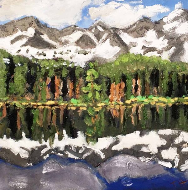 Tara-higgins-confilicting-weather reports-oil-painting-hsquared-gallery-fernie