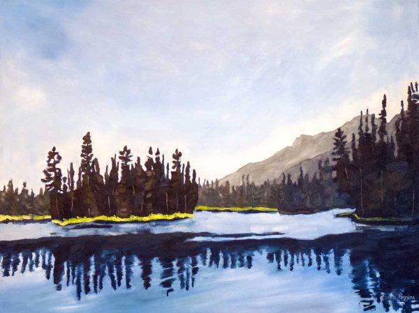 Tara-higgins-envious-streak-oil-paintings-hsquared-gallery-fernie