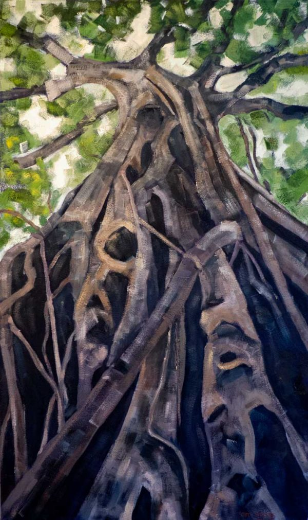Tara-higgins-the descendents-oil-painting-hsquared-gallery-fernie