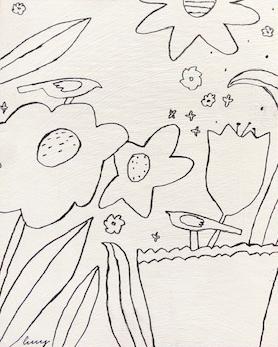lucy-schappy-bird-bath blackwhite-hsquared-gallery-fernie