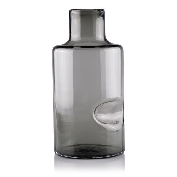 Dougherty-Carafe-Glass-Smoke-Grey
