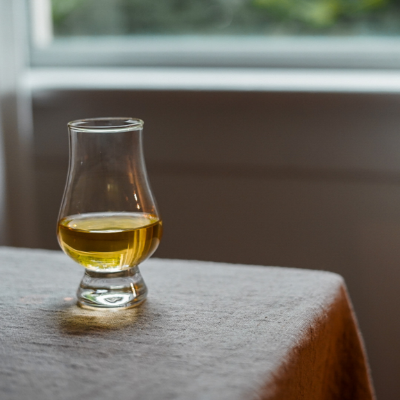 Dougherty-Whiskery-Snifter-Glass