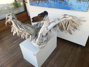 Zuzana-Riha-Swan-Driftwood-Sculpture